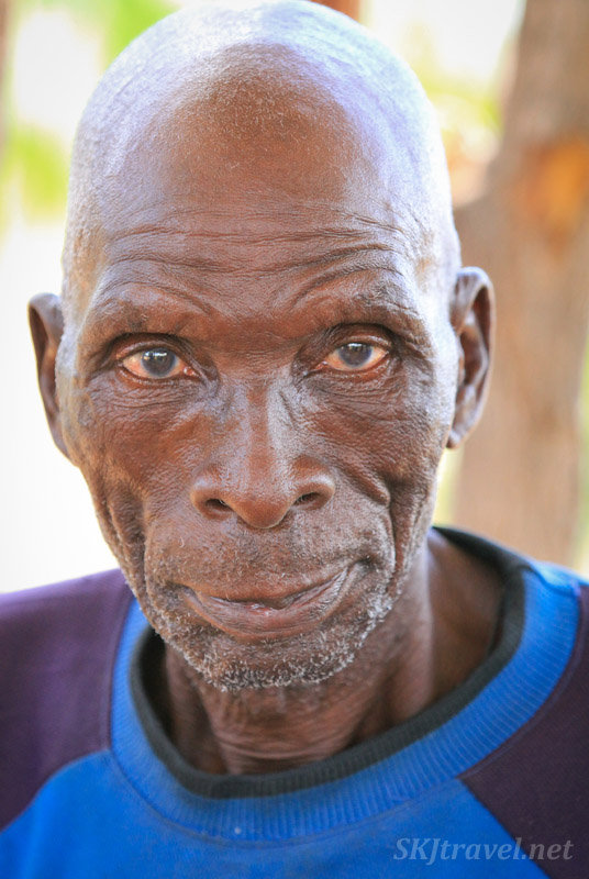 Elderly people are at heightened risk for being accused of being a witch throughout Namibia.