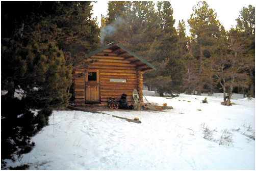 Tennessee mountain cabin, Eldora, Colorado