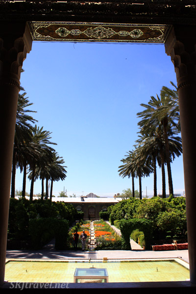 Narenjestan (Orange Garden), Shiraz, Iran