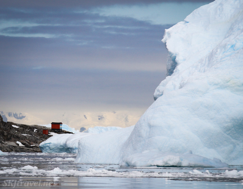 Argentine research station Antarctica.