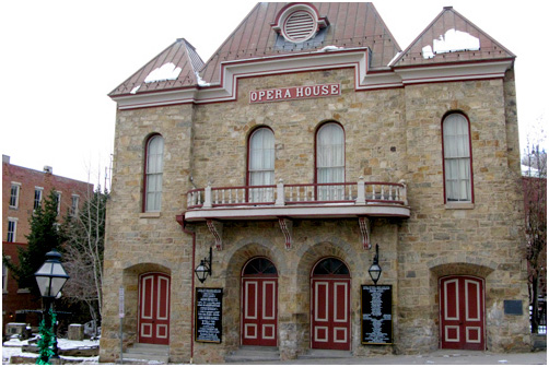 Central City Opera House, Colorado