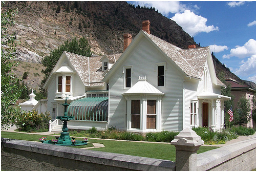Hamill House Museum, Georgetown, Colorado