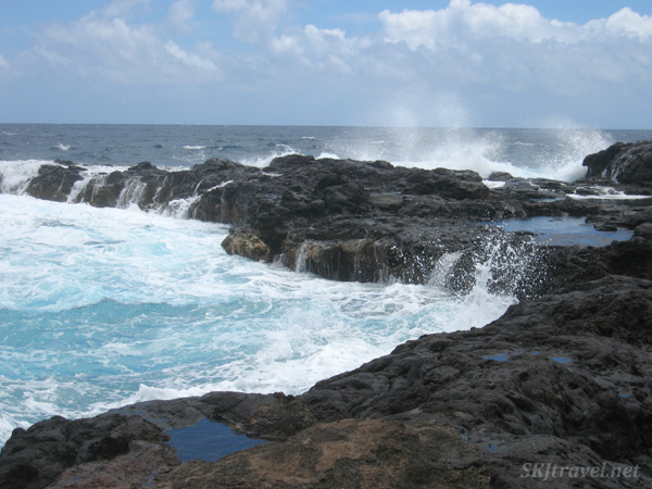 The Olivine Pools, Maui, Hawaii.